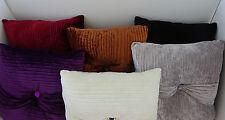Moderne Kissen aus Samt