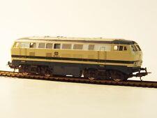 Lima 201632 H0, Diesel-Lok DB 218 218-6, BR 218 blau / beige, Ep. IV, ErsVP, MD2