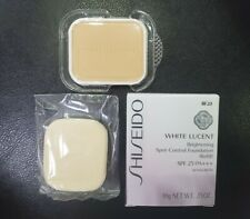 Shiseido WHITE LUCENT Brightening Powder Foundation BEIGE OCHER 10 (BF20) SPF25
