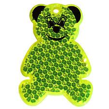 Reflektor Teddy als reflektierender Anhänger für Rucksack, Schultasche etc.