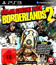 PS3 / Sony Playstation 3 Spiel - Borderlands 2 Add-on Pack (mit OVP)(USK18)