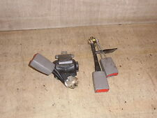 Gurtschloss Schloss SET Hinten Seat Belt Locker VW Passat 3BG 2002