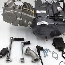 150cc Manual Electric Start Engine Motor PIT PRO TRAIL DIRT POSTIE BIKE THUMP US