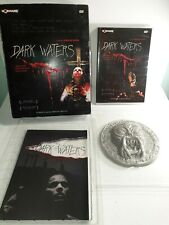 DARK WATERS 2 DVD LIMITED SPECIAL EDITION - NO-SHAME - with STONE AMULET (1)