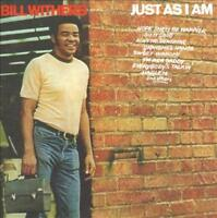 BILL WITHERS - JUST AS I AM NEW CD