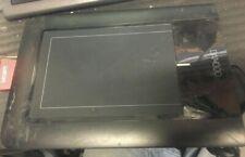 Wacom bamboo tablet CTL-460 used no pen LOOK