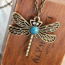 New Trendy Drangonfly Necklace