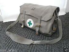 NEW Danish Army Issue Complete First Aid Kit Trauma Pack Medic Civil Defence Set