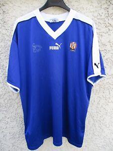 Maillot LE MANS 72 MUC Puma training football shirt bleu collection XL