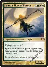 1 PLAYED Sigarda, Host of Herons - Gold Avacyn Restored Mtg Magic Mythic Rare 1x
