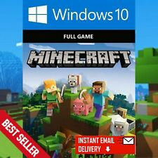 ✅ Minecraft Windows 10 Edition ✅ Full PC DOWNLOAD KEY GLOBAL ✅ INSTANT DELIVERY✅