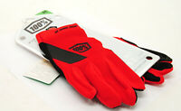 100% Adult RIDECAMP Gloves - Touch Screen - MX ATV Dirt MTB - Medium, Red