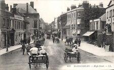 Maidenhead. High Street # 619 by LL/Levy. Black & White.