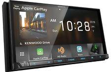 Kenwood DDX9705S DVD/CD Player Wireless Android Auto Carplay HD Radio Bluetooth
