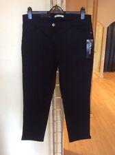 "Betty Barclay Jeans Size 20 BNWT Navy Slim Fit 25"" Inside Leg RRP £80 Now £36"