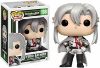 Ferid Bathory - Seraph of the End Funko POP Vinyl Figure 198 Animation