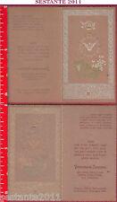 3129 SANTINO HOLY CARD RICORDO PRIMA COMUNIONE E SANTA CRESIMA FAENZA 1947