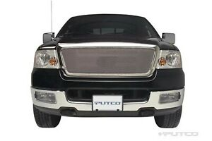 Putco for 04-08 Ford F-150 LD Honeycomb (Excl Heritage)(Covering Logo) - Bolt on