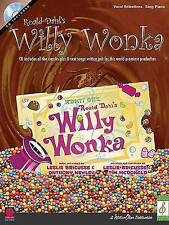 Roald Dahl's Willy Wonka - Vocal Selections Easy Piano by Cherry Lane Music + CD
