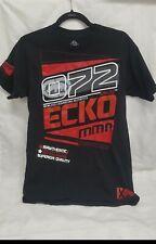 Ecko Unlimited Black Graphic TShirt Size Meduim