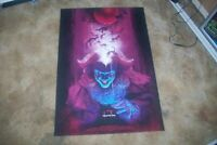 Mondo IT Chapter One You'll Float Too Barret Chapman Poster Blacklight Print
