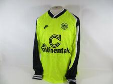 Vintage BVB Borussia Dortmund Trikot L Maillot Jersey Nike 90's Continentale