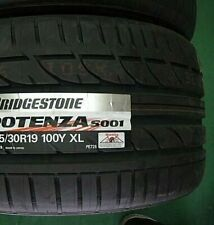 NEW CAR TYRES BRIDGESTONE RUNFLAT 285/30 ZR19 255 35 ZR19 285 30 19 255 35 19 ZP