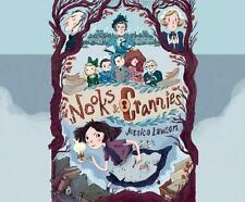 Nooks and Crannies by Jessica Lawson (2015, MP3 CD, Unabridged)