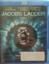 *New & Sealed* Jacob's Ladder (Blu Ray) Region A USA Import. Tim Robbins Classic
