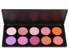 Coastal Scents BLUSH TOO PALETTE 10 Color PL-018 Matte & Pearly Shades ⭐️ BNIB