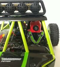 WLtoys 12428 4WD Rock Crawler w/5.8ghz FPV cam & goggle, 2 batteries. USA dealer