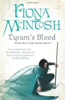 Tyrant's Blood: Book Two of the Valisar Trilogy (Valisar Trilo ,.9780007276042