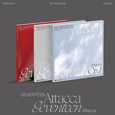 SEVENTEEN [ATTACCA] 9th Mini Album CD+POSTER+Photo Book+4ea Card+Pre-Order+GIFT