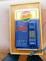VINTAGE DRINK PEPSI COLA THE ORIGINAL PURE FOOD DRINKS GUARANTEED US GOVT #3813