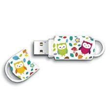 Integral Xpression 'Owl' 8GB USB 2.0 Flash Drive INFD8GBXPROWLS