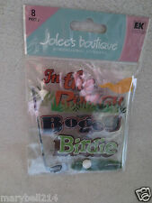 Jolees Boutique Bogey Dimensional Stickers SPJB463