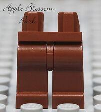 NEW Lego Minifig Plain Reddish BROWN LEGS -Star Wars Minifigure Chewbacca Lower