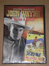 VERSO IL WEST (con JOHN WAYNE) - DVD FILM SIGILLATO (SEALED)