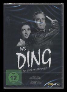 DVD DAS DING AUS EINER ANDEREN WELT (USA 1951) Produziert von HOWARD HAWKS * NEU