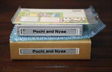 Pochi & Nyaa US English MVS Kit • Neo Geo JAMMA Arcade System • SNK AIKY Puzzle
