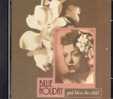 Billie Holiday - God Bless The Child (1994 CD)