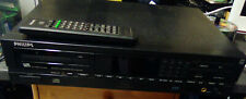 PHILIPS STEREO COMPACT DISC PLAYER CD-634 avec telecommande