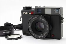 【Exc++++】 Plaubel Makina 67 Medium Format Film Camera From Japan #1672