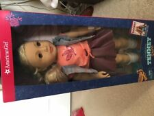 American Girl Tenney Grant Doll Set with BOOK - NEW in Box