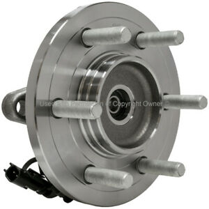 Wheel Bearing and Hub Assembly Front Quality-Built WH515158