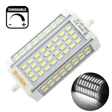 30w Dimmable R7s Linear LED Tube 118mm Floodlight Bulb 200w Halogen Replacement Cold White