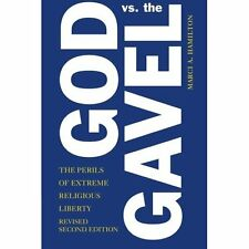 God vs. Gavel 2e Hamilton Cambridge University Press Pap. 9781107456556 Cond=NSD