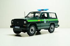 Nissan Patrol GNR Police (DAMAGED)  Scale 1 43 DeAgostini Diecast (For parts)