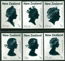 MINT 2013  NEW ZEALAND  NZ QEII 60th ANNIVERSARY OF CORONATION STAMP SET OF 6
