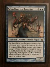 MTG - Sakashima the Imposter - Saviors of Kamigawa - Rare